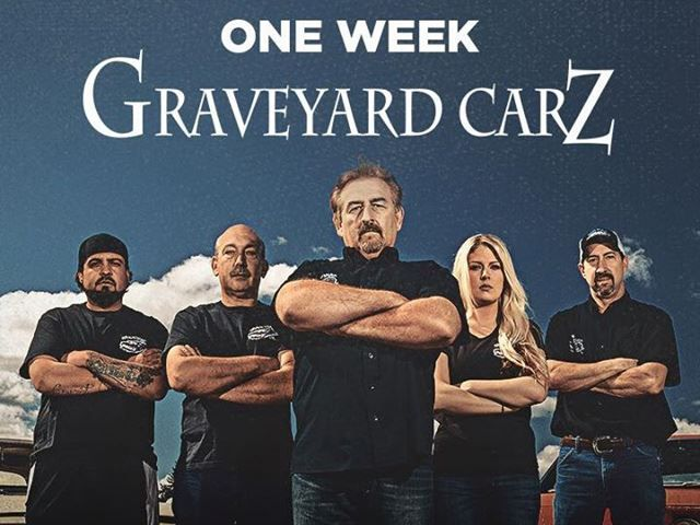 graveyard carz new season starts in october graveyard. Black Bedroom Furniture Sets. Home Design Ideas