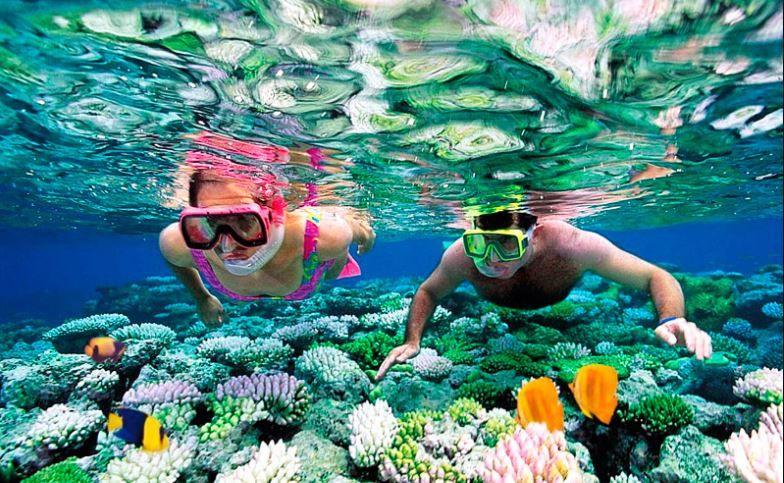 Los Mejores Lugares Para Bucear Del Mundo Noticias De El Tiempo San Andrés Colombia Isla Catalina Snorkeling