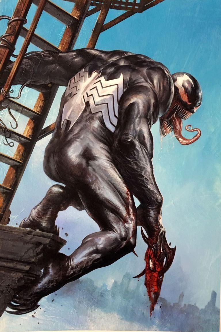 2017 Venomized Villains Variant Cable #5 Marvel NM//NM