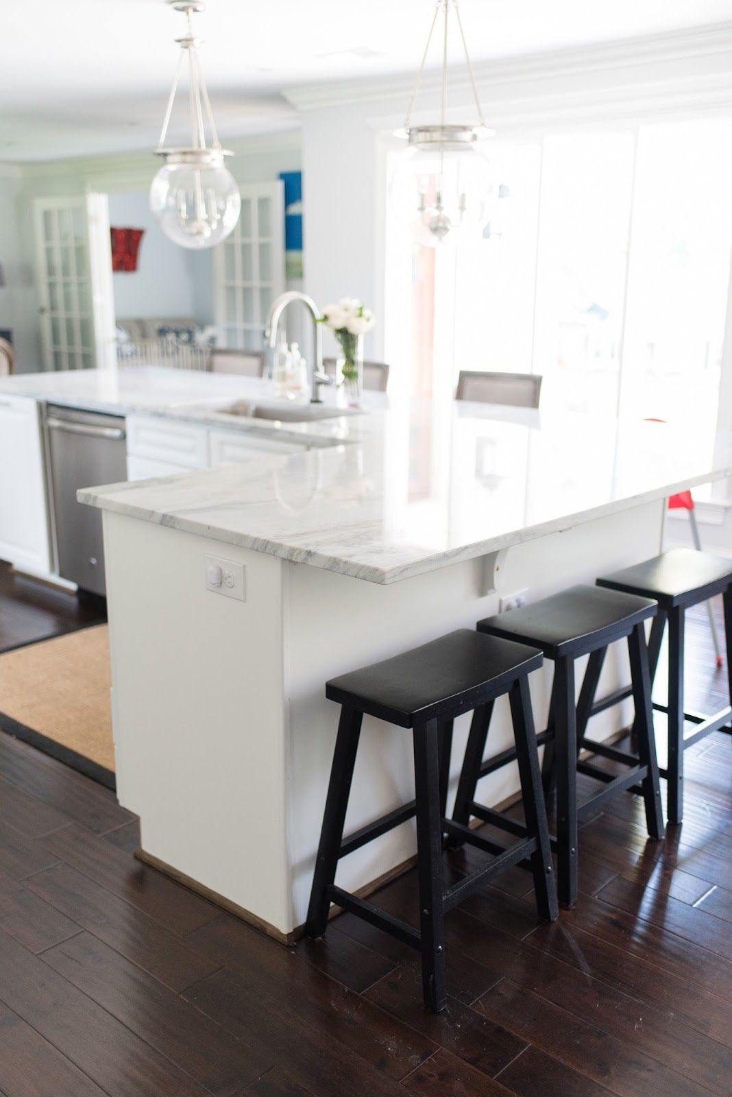 A Year With White Counter Tops | DIY Home Decor: Projects, Makeovers ...