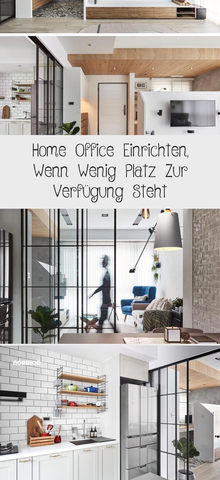 Home Office Einrichten Wenn Wenig Platz Zur Verfugung Steht