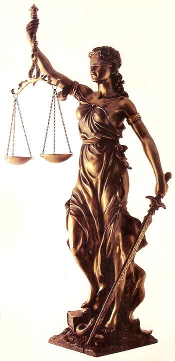 Scales Of Justice Ii Lady Justice Justice Statue Statue
