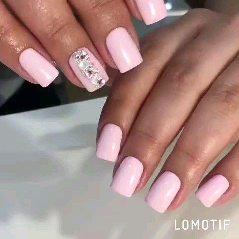 Photo of Summer Acrylic nail design