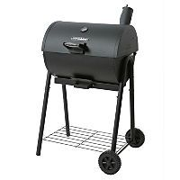 brinkmann barrel smoker barbecue charcoal bbq 39 s asda. Black Bedroom Furniture Sets. Home Design Ideas