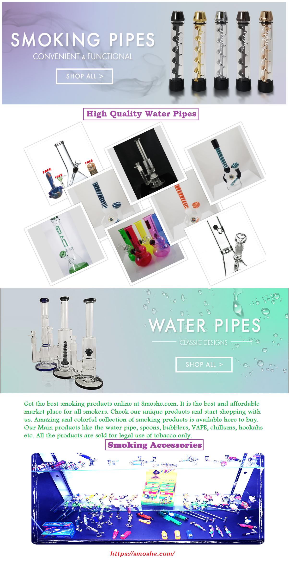 Wait no more if you are looking for #high #quality #water #pipes ...
