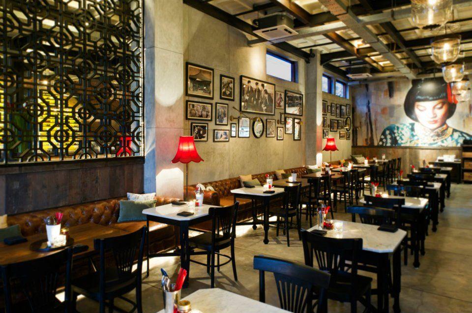 Top Asian Eateries Bistro Stoelen Stoelen Woonkamer