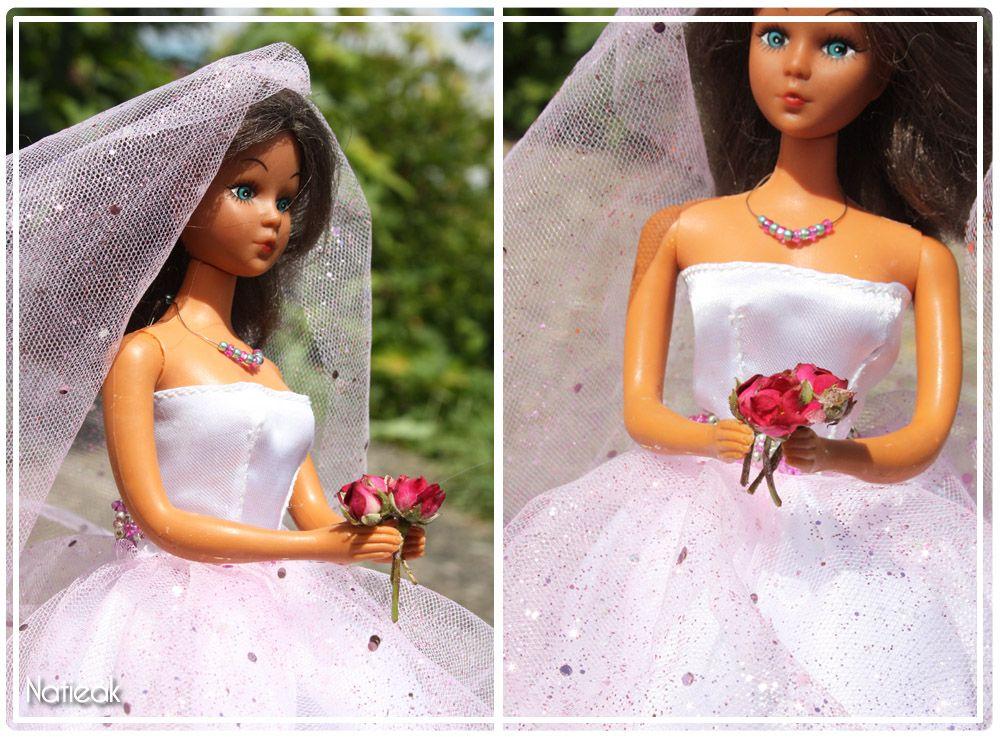 Tutoriel Robe De Mariee Barbie Facile A Coudre Robe De Mariee Barbie Tuto Couture Vetements Barbie Robe De Mariee