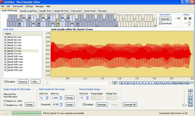 Nord Sample Editor Key of C Pinterest Software and Instruments - fresh software blueprint sample