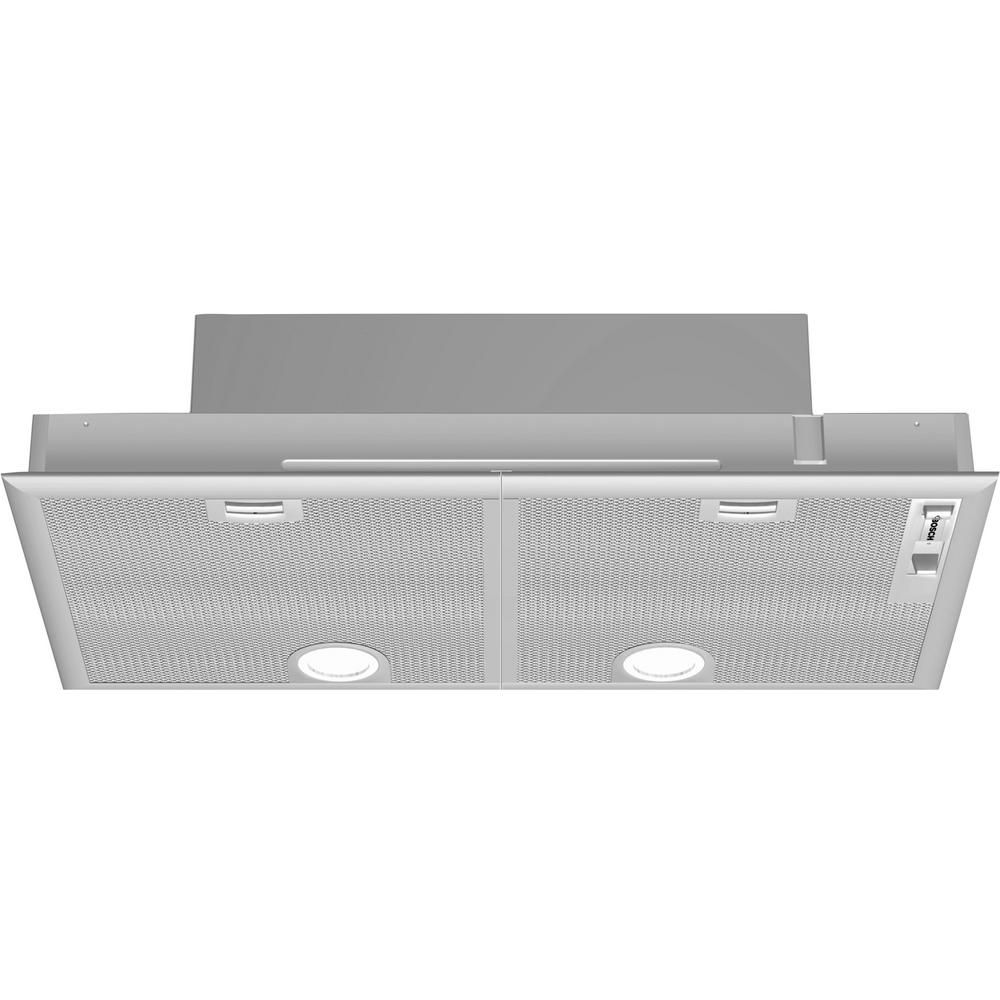 Bosch 500 Series 30 In Custom Insert Range Hood With Lights In Stainless Steel Dhl755buc The Home Depot In 2021 Canopy Cooker Hoods Cooker Hoods Range Hood