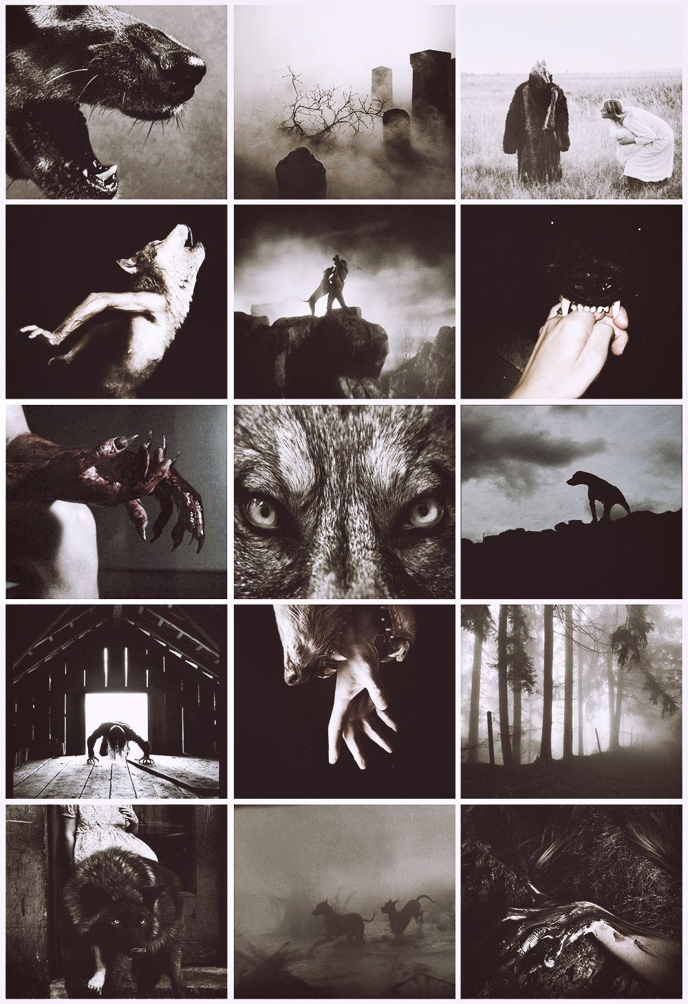 Pricolici aesthetic Romanian folklore creatures series - III ...