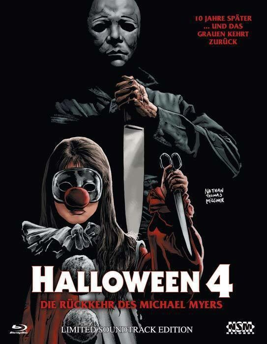 Halloween 4 The Return of Michael Myers (1988) HD