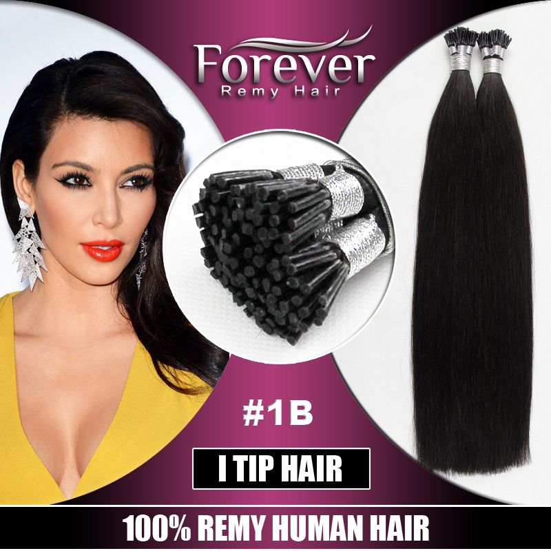 Forever best quality goodliness brazilian virgin 1 gram natural forever best quality goodliness brazilian virgin 1 gram natural curly i tip hair extensions view pmusecretfo Image collections