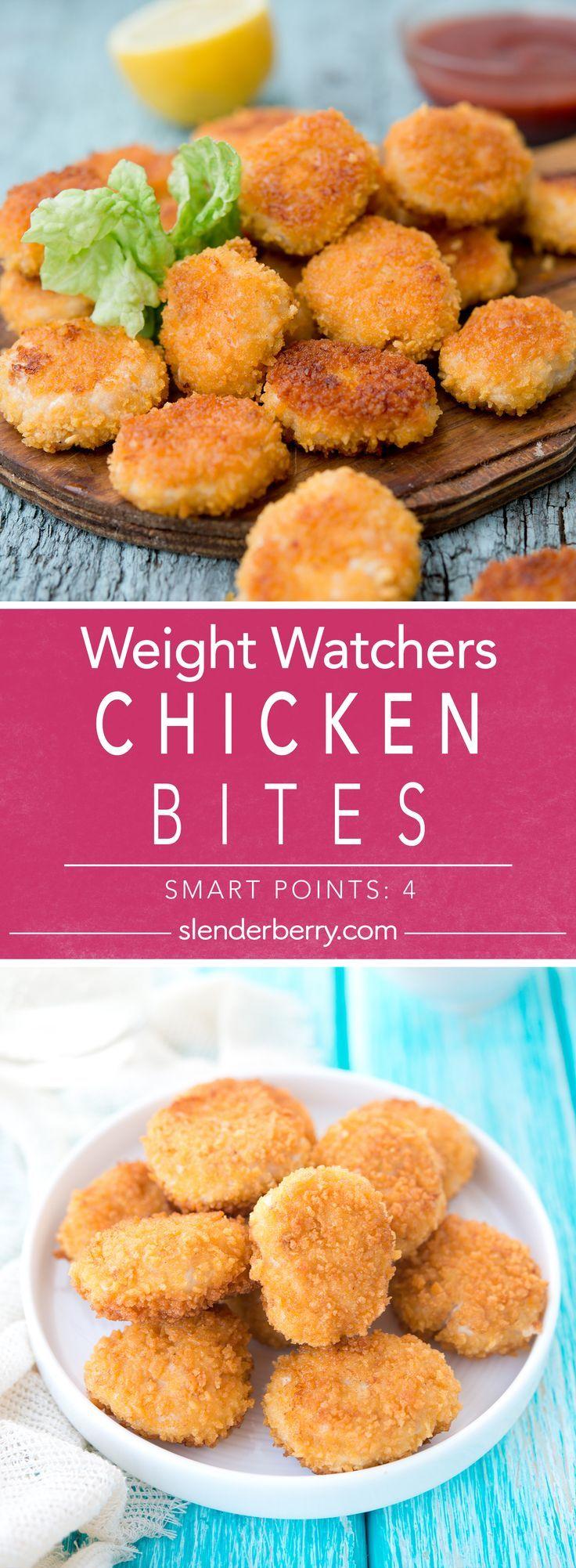 Chicken bites light recipe in 2020 chicken bites