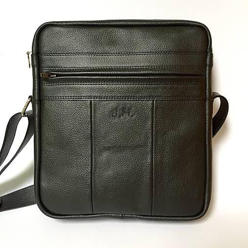Kožená taška SPORT2 - Kamko