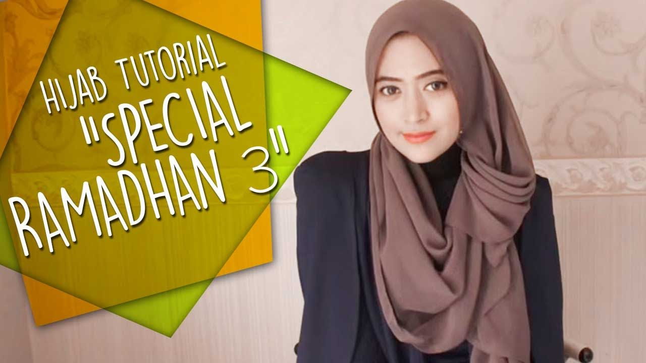 Natasha Farani Hijab Tutorial Pashmina Manouvering Hijab For