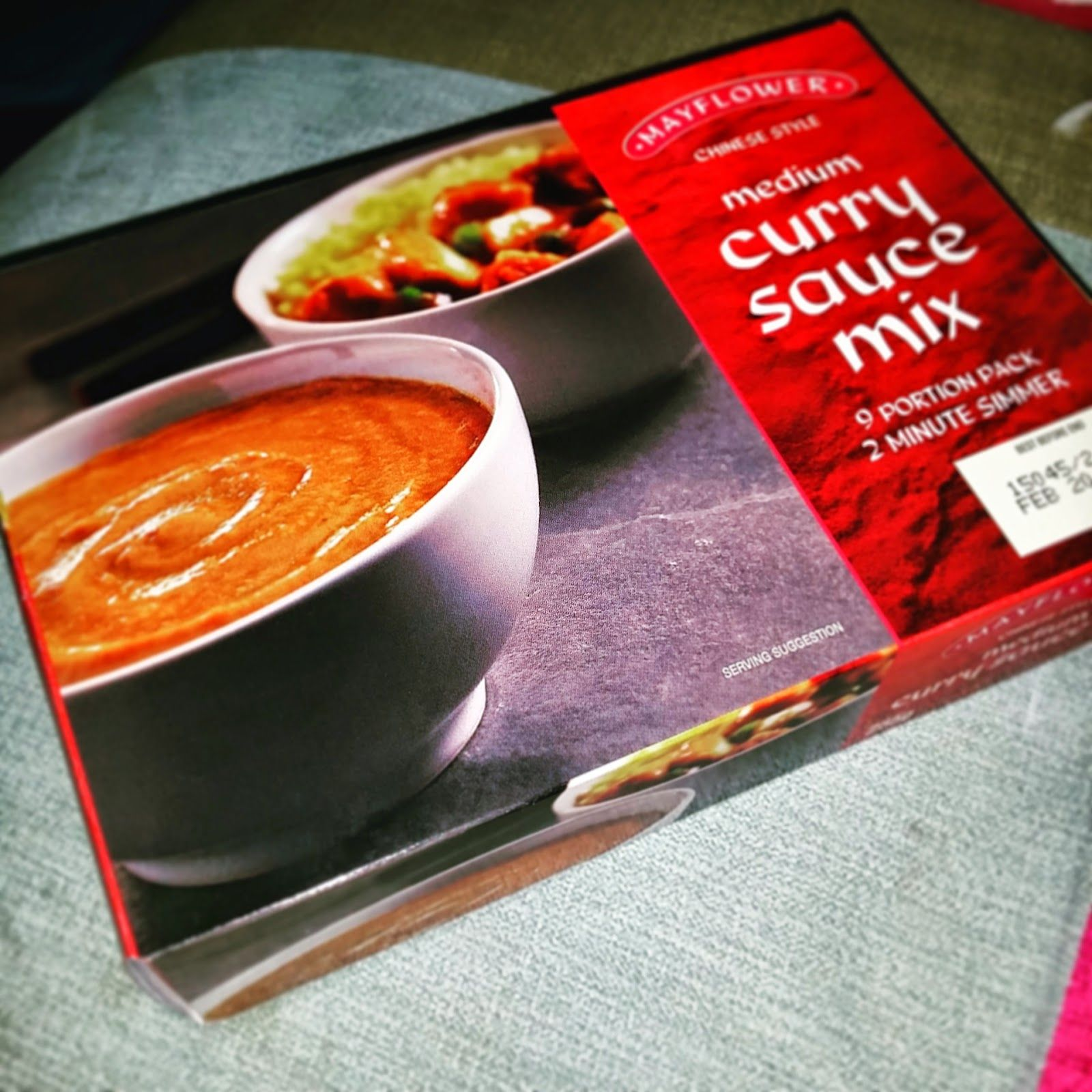 The Slimming Mama Mayflower Curry In The Slow Cooker