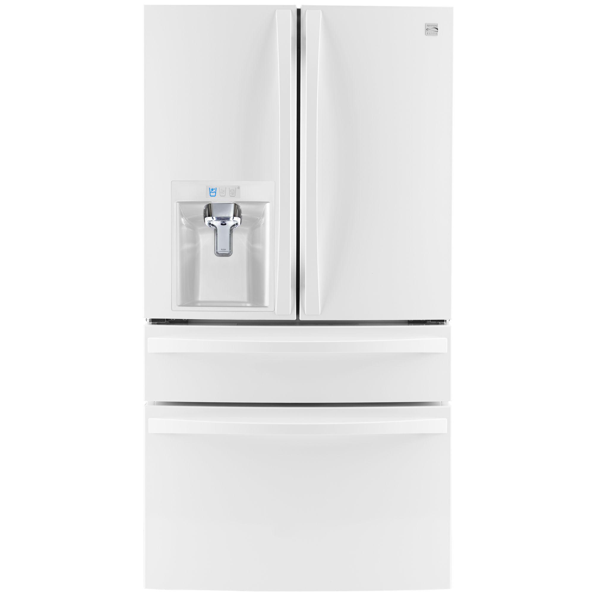 Sears Com Bottom Freezer Bottom Freezer Refrigerator Kenmore Elite