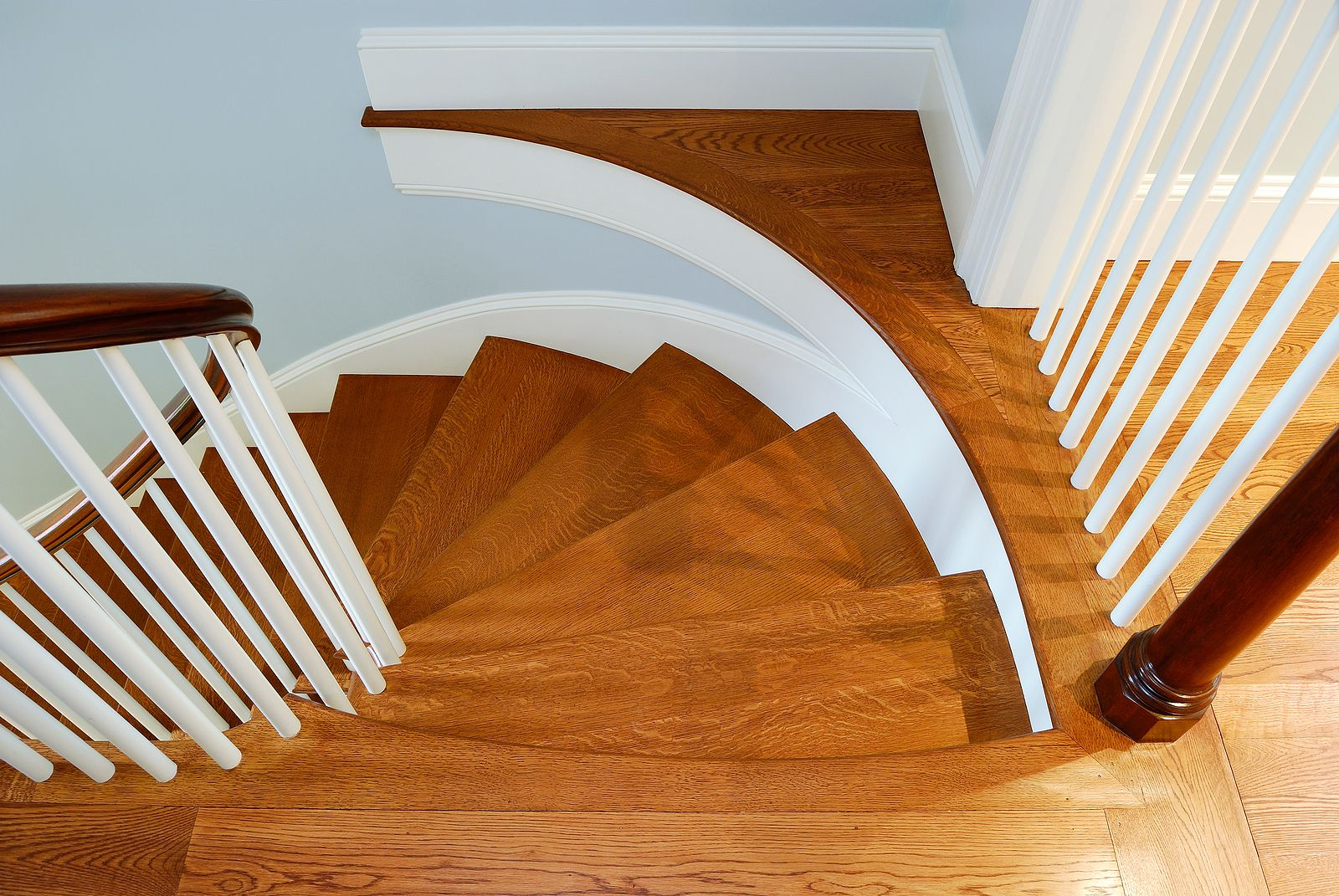 Best Wood Stairs Install With Images Hardwood Design 400 x 300