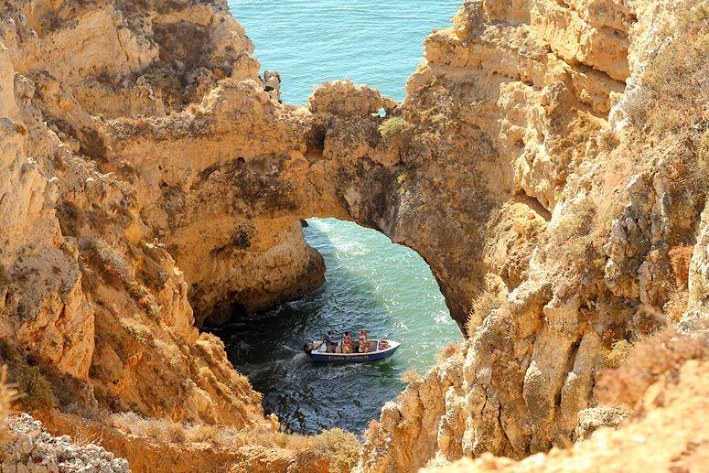 13 Beaches Wybrzeze Algarve Portugalia