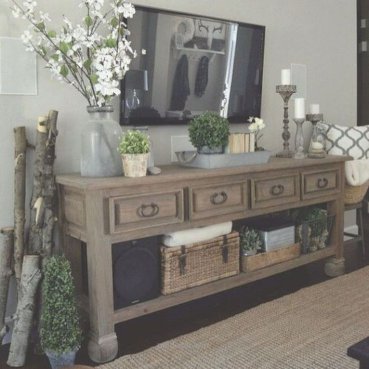 9 Awesome Living Room Design Ideas: Outstanding Awesome Farmhouse Living Room Decor Ideas (39