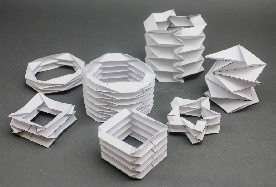 Photo of An Approach to Designing Origami-Adapted Aerospace Mechanisms …