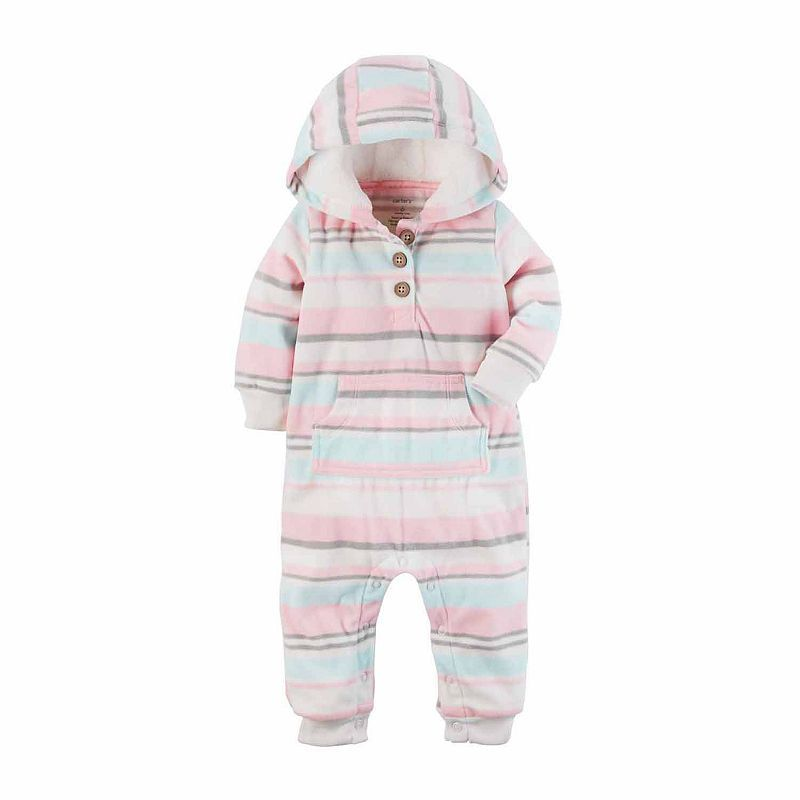 1fab4ec1ac9e4 Carter s Long Sleeve Jumpsuit - Baby