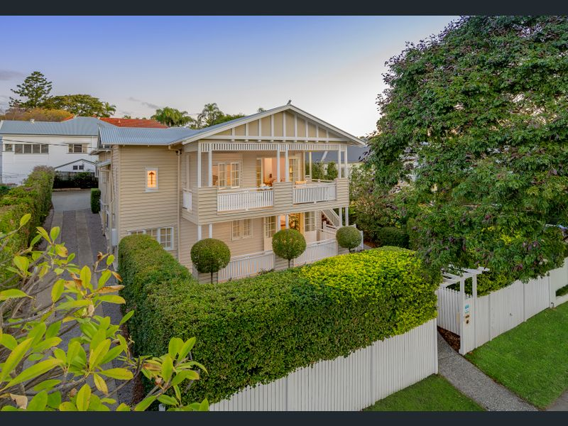92 Massey Street Ascot Qld 4007 House For Sale Realestate Com Au House Exterior Exterior Decor House Styles