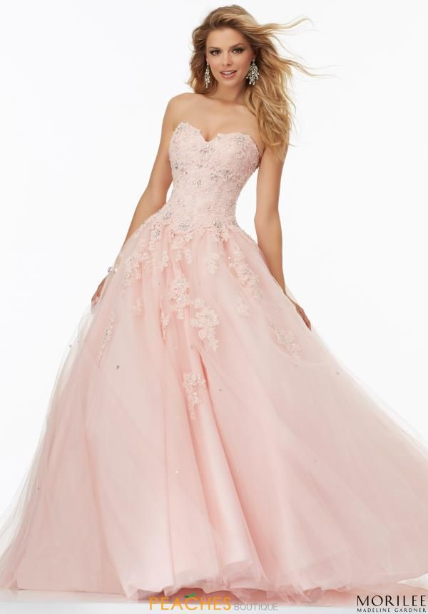 Mori Lee Sweetheart Neckline Beaded Dress 99137 | f o r m a l ...