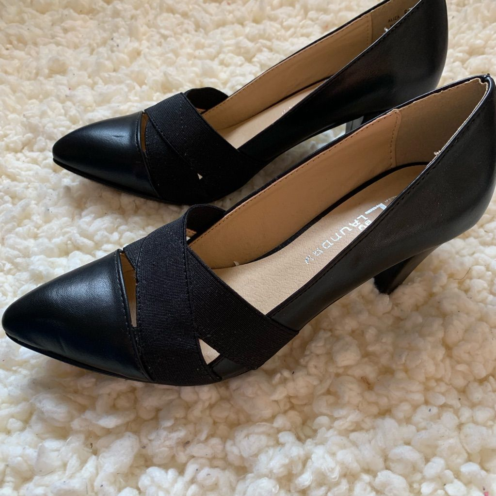 Chinese Laundry Black Heeled Pumps With Images Black Pumps