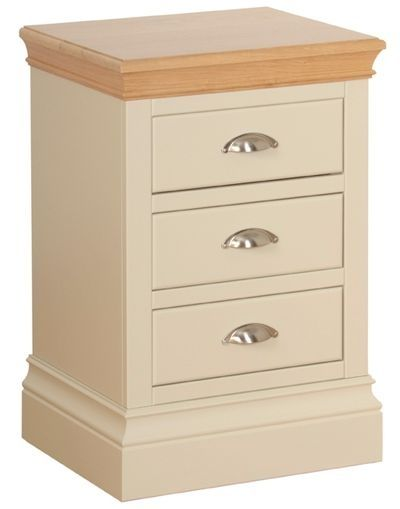 c064190cb4a2 Devonshire Lundy Ivory Painted Large Bedside Cabinet in 2019 ...