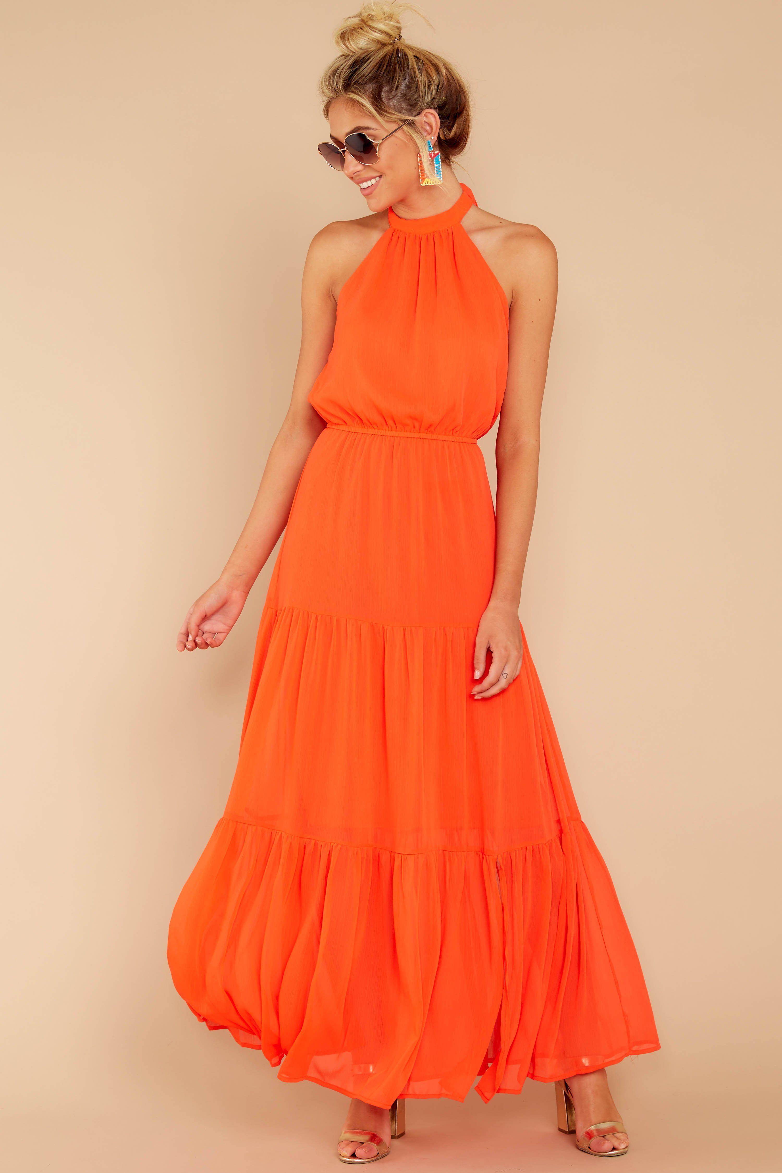 Orange Casual Dresses ,Orange Summer Dresses,Orange Maxi Dresses,Orange Dresses for Juniors,orange summer dress,orange dress,orange maxi dress,