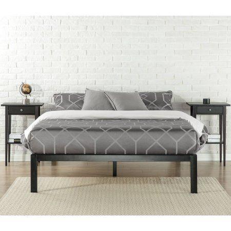Zinus Platform 3000 Metal Bed Frame California King Size Bed