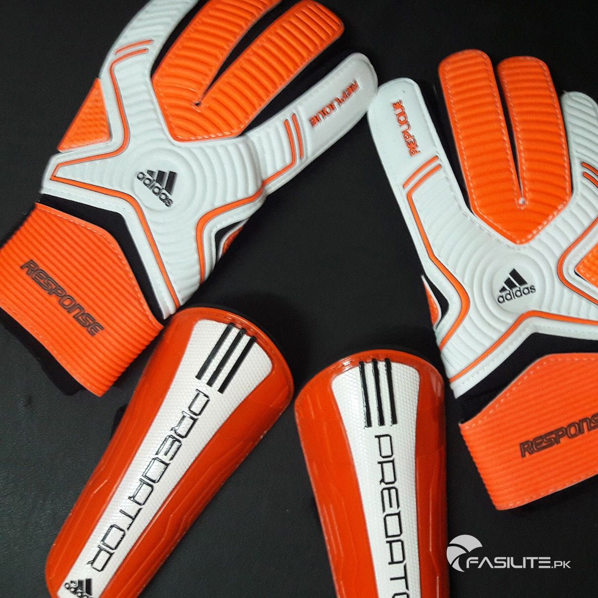 www.fasilite.pk Shop online for all your football