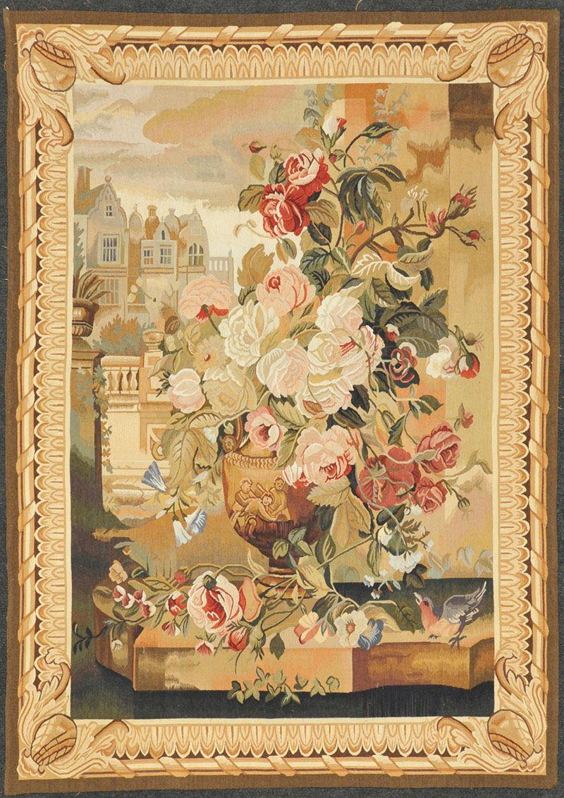 Aubusson Tapestry | ANTIWUE TAPESTY | Pinterest | Tapestry, Oriental ...