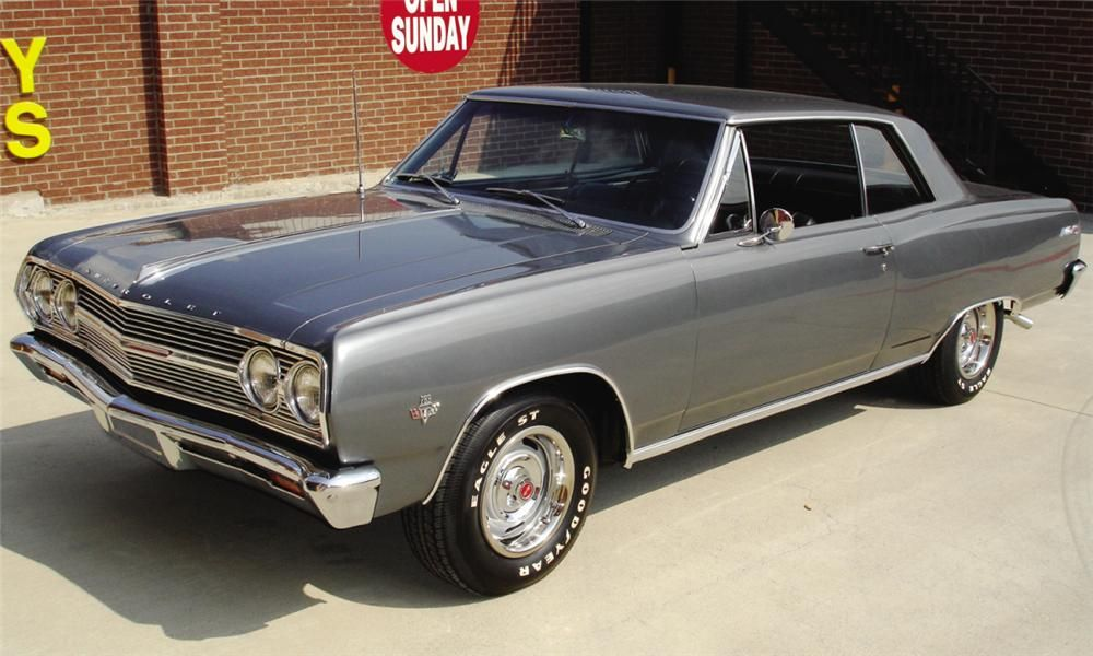 1965 Chevy Malibu Coupe Chevy Muscle Cars Chevrolet Chevelle Chevelle