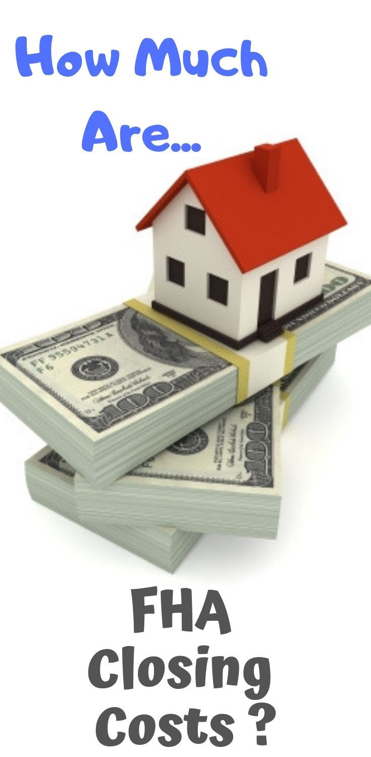 Fha closing costs complete list and estimate closing