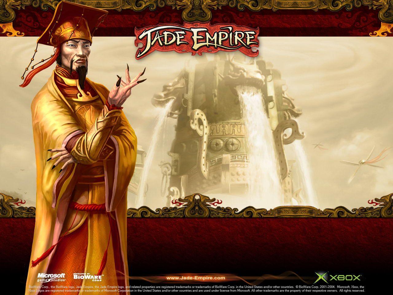 Emperor Sun Hai Jade Empire Empire Empire Wallpaper