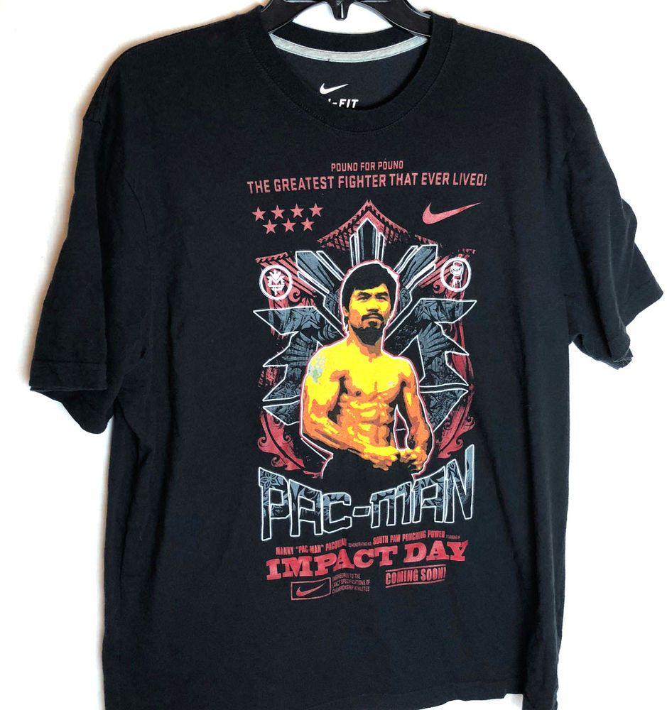 New Nike Manny Pacquiao Shirts Edge Engineering And Consulting Limited