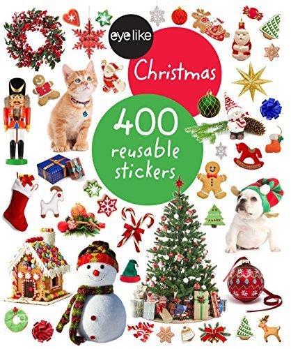 Eyelike Stickers: Christmas: 400 reusable stickers von Workman Publishing http://www.amazon.de/dp/076118614X/ref=cm_sw_r_pi_dp_7z3pwb1WGJBSY