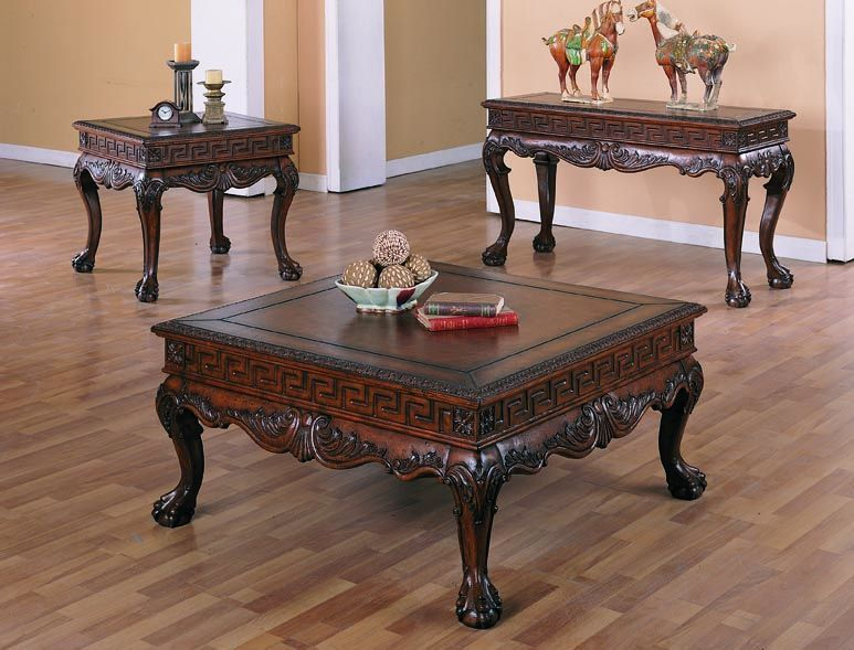 Traditional Brown Coffee Table Set Brown Coffee Table Coffee Table Traditional Coffee Table Traditional coffee table sets