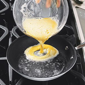 How to Make the Perfect Omelet!