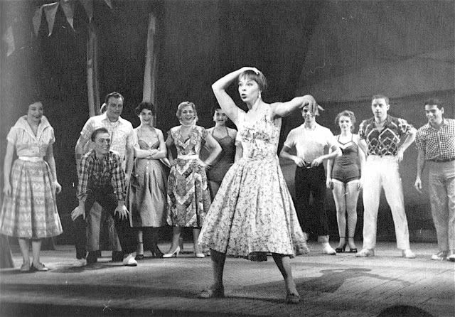 The Pajama Game, Broadway, 1954: Shirley MacLaine was in ...