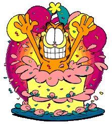 Free Garfield Birthday Cards Garfield Birthday Cards Index Of Garfield Birthday Garfield And Odie Happy Birthday
