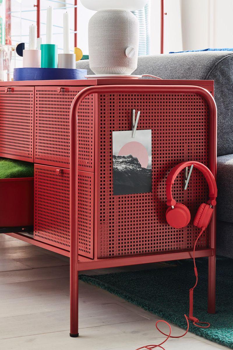 Rote Kommode Ikea 2021