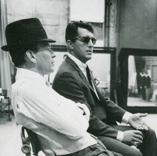 Chairman of the Board and Dean Martin