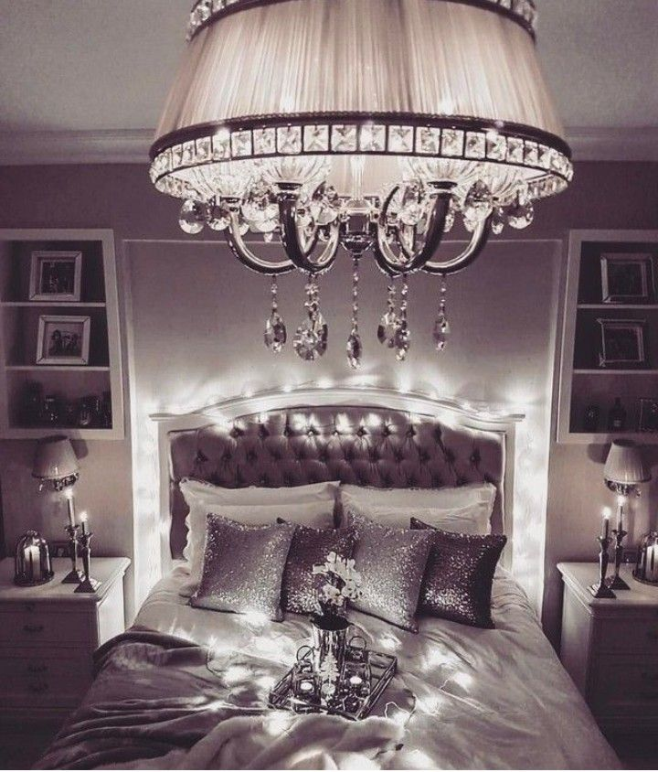 Pin by Katie Rosella on H♡me Luxurious bedrooms