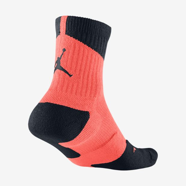 The Air Jordan Dri Fit High Quarter Basketball Socks Basketball Socks Air Jordans Socks