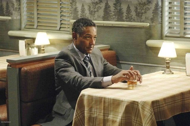 """""""Giancarlo Esposito is set to reprise his role as Sidney Glass, otherwise known as the Magic Mirror, in the Season 4 premiere, TVGuide.com has learned exclusively.Details on the return of the intrepid Storybrooke reporter are being kept under wraps.""""  Source: http://www.tvguide.com/News/Once-Upon-Time-Giancarlo-Esposito-Season4-1084083.aspx"""