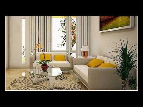 36 desain ruang tamu kecil minimalis nan cantik - youtube