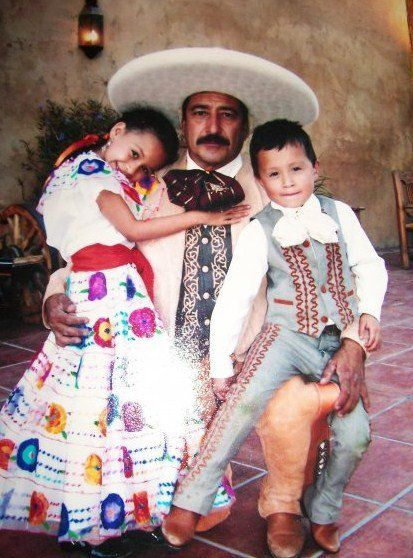 Authentic China Poblana Dress & Charro Suits from ...